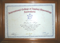 International College of Appried Kinesiology